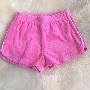Gymboree Baby 6-12 Months Pink Short. 80% Cotton